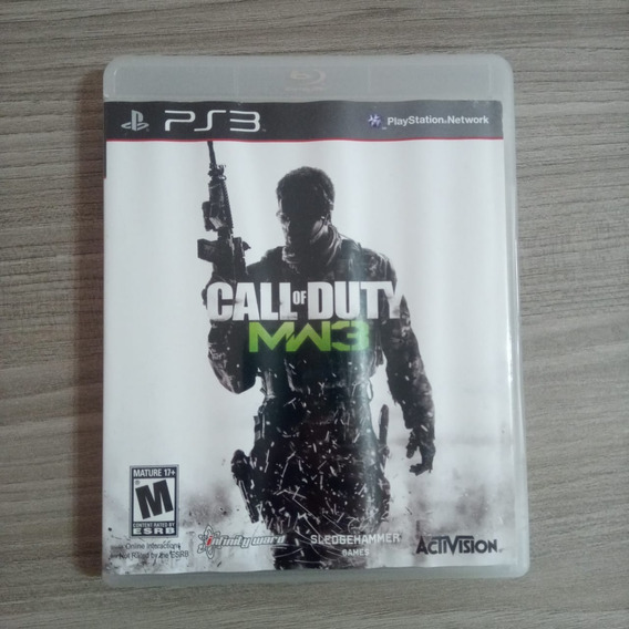 Ps3 - Call Of Duty Mw3