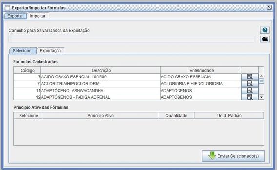 Software De Prescrição Ortomolecular E Fitoterápicos