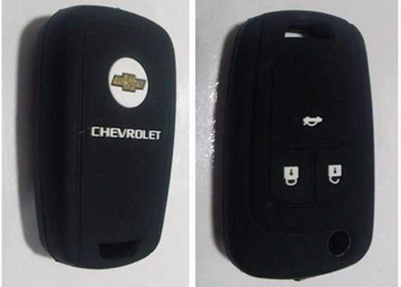 Capinha Chave Canivete Silicone Onix Cruze Chevrolet Sonic