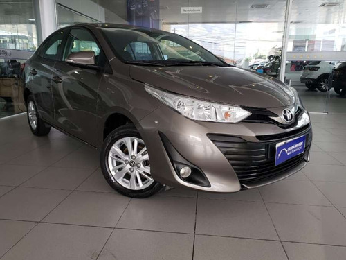 Toyota Yaris  Xl Live Sedan 1.5 Flex 16v 4p Mec.