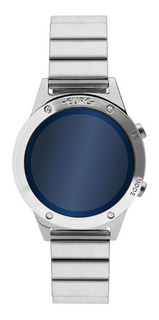 Relógio Euro Feminino Digital Prateado Eujhs31baa/3a