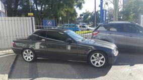 Bmw Serie 3 325 I Cabriolet Doble Techo! Inmaculado! Financi