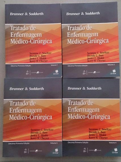 Livros Para Concurso E Estudantes De Enfermagem