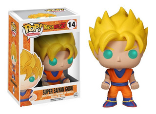Funko Pop Animation #14 Dragon Ball Z S Saiyan Goku Nortoys