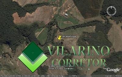 Vendo Fazenda Em Brumadinho Há 55 Km De Bh - 2437v