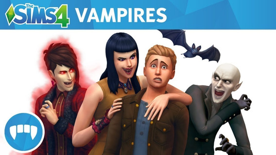 The Sims 4 Vampires Dlc Pc Origin Key 100% Original