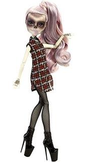 Monster High Zomby Gaga Doll!