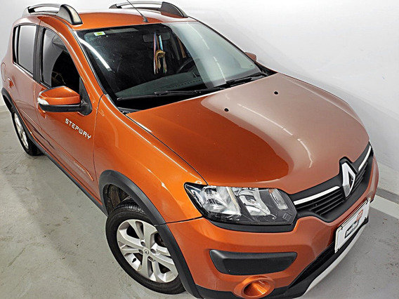 Renault Sandero 1.6 Stepway 8v Flex 4p Manual 2014/2015