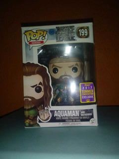 Funko Pop Aquaman Exclusivo