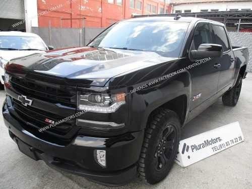 Chevrolet Cheyenne 2017 Crew Cab 4×4 Ltz Midnight $659,000