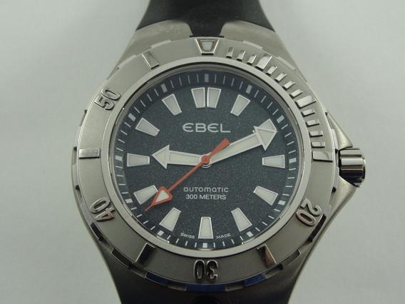 Relógio Ebel Sportwave Aquatica 300 - Swiss Made Automático