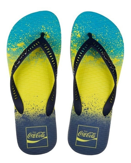 Chinelo Coca Cola Wave Lip - 50030