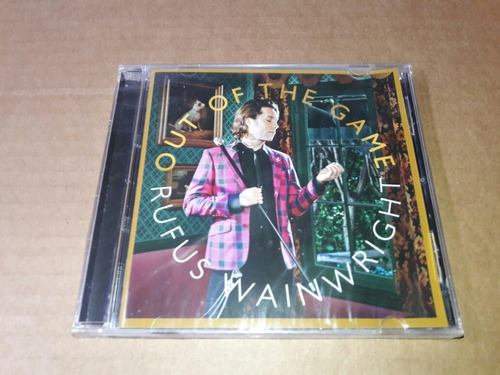 Rufus Wainwright - Out Of The Game (cd)