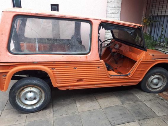 Citroën Mehari Motor 3cv