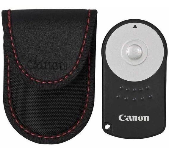 Controle Remoto Rc-6 Original Para Canon T2i T3i T4i T5i T6i