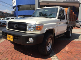 Toyota Land Cruiser 4.0 V6 2016