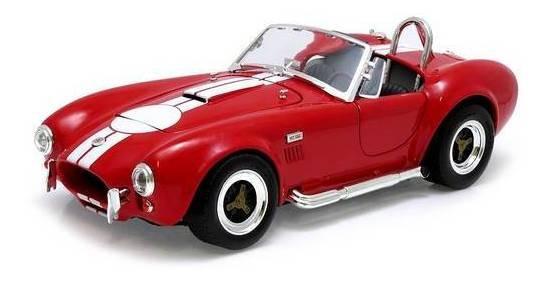 1964 Shelby Cobra 427 S/c Vermelho - 1:18 - Yat Ming