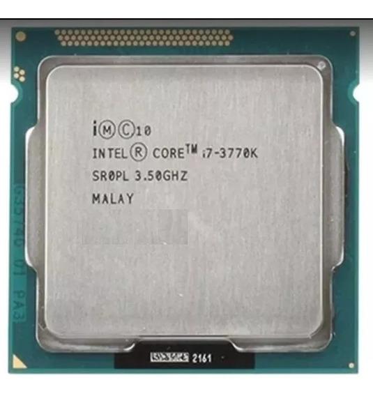 Processador Intel Core I7 3770k