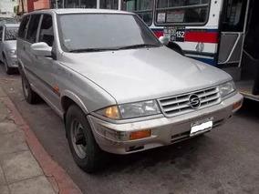 Ssanyong Musso 601 2.3 Tdi 1998 Anticip 65000 Y Cuotas Fijas