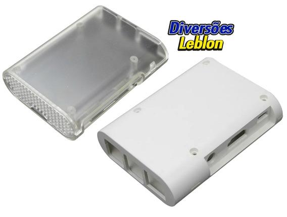 Kit C/ 10 Case Caixa P/ Rapsberry Pi 3