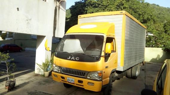 Camiones Cavas Jack Hfc1061k