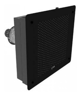Calefactor Estufa Tiro Balanceado Frente Vidrio 3000 Cal