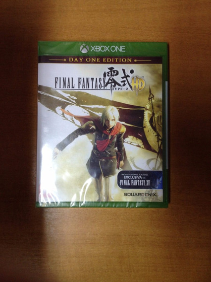 Final Fantasy Type-0 Xbox One