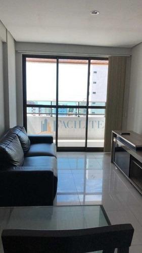Apartamento Mobiliado A Venda, Manaíra - 34960-37998