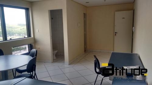 Imagem 1 de 8 de Sala Comercial No Centro De Barueri Com 28m² (ceb) - 3581
