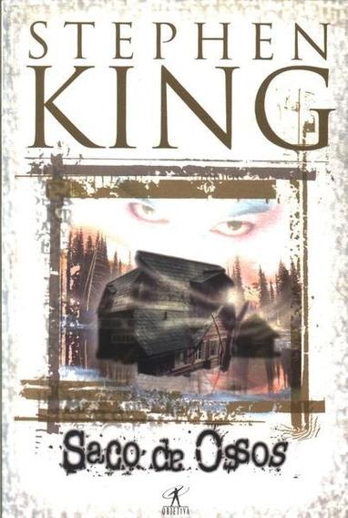 Saco De Ossos Stephen King Com Brinde