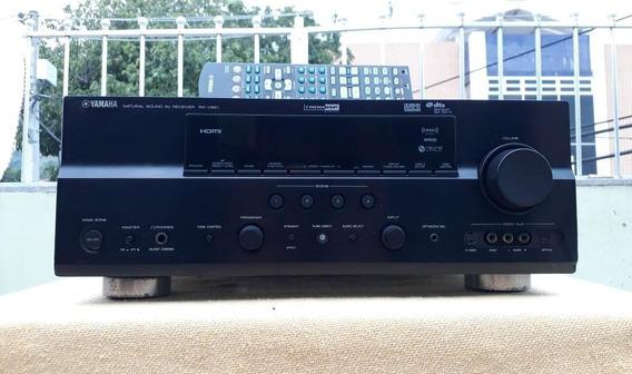 Receiver Yamaha Modelo Rx-v661 (acompanha Controle)
