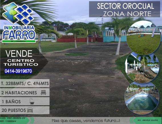 Venta De Centro Turistico En Orocual Ve01-0028zn-av