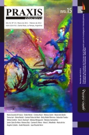 Revista Praxis Educativa Nro. 15
