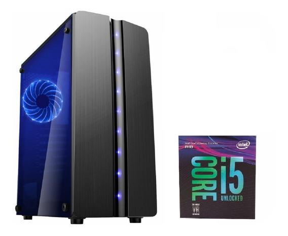 Pc Processador I5-8400+ 16gb Ram Hyperx+ H310m+ Ssd120gb+ 400w Gab