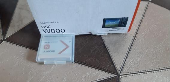 Câmera Da Sony Cyber Shot W800