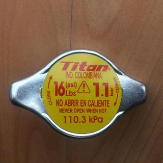Tapa Radiador Multimarca 16 Libras 1.1 Bar Titan Tr-42
