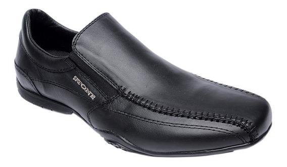 Zapatillas Zapatos Urbanas Stone Cuero Vacuno Art 1414