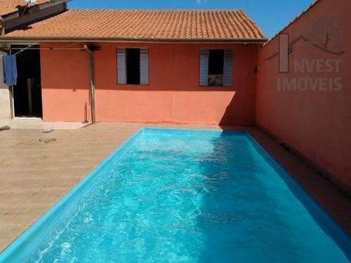 Imagem 1 de 5 de Cód - 5777 - Casa Com Piscina Em Sorocaba - 5777