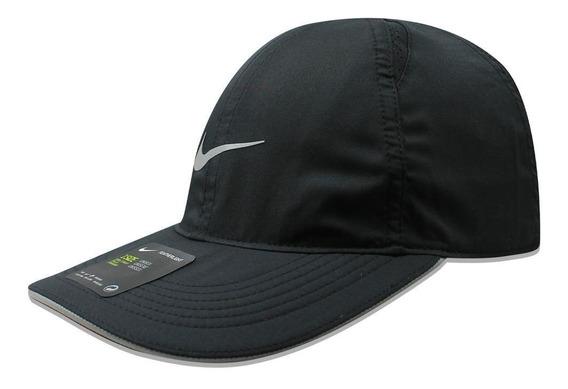 Gorra Nike Curva Ar1998-010 Negro