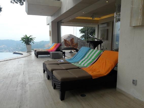 Casa En Venta Escenica Acapulco De Juarez, Guerrero