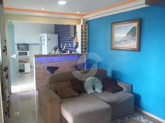 Sobrado Residencial À Venda, Boa Vista, São Gonçalo. - So0015