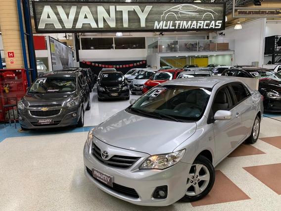 Toyota Corolla Xei 2012 Top De Linha