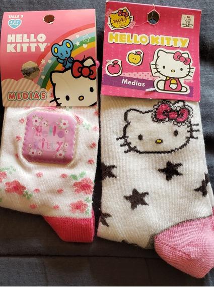 Medias Nena Footy Hello KittyNuevas