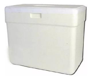 Kit 1 Unidd Caixa Térm. De Isopor 45 Litrs Isoterm C/ Alça