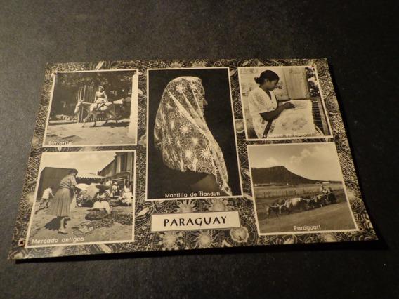 Paraguay- 5 Vistas Diferentes Vida Cotidiana- Claus Henning