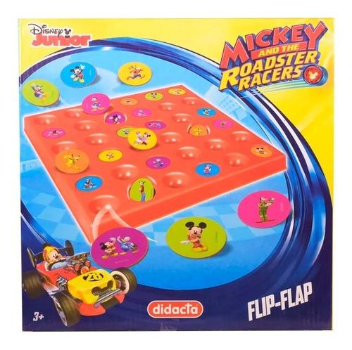 Juego De Mesa Flip Flap Mickey Niños Mercado Libre