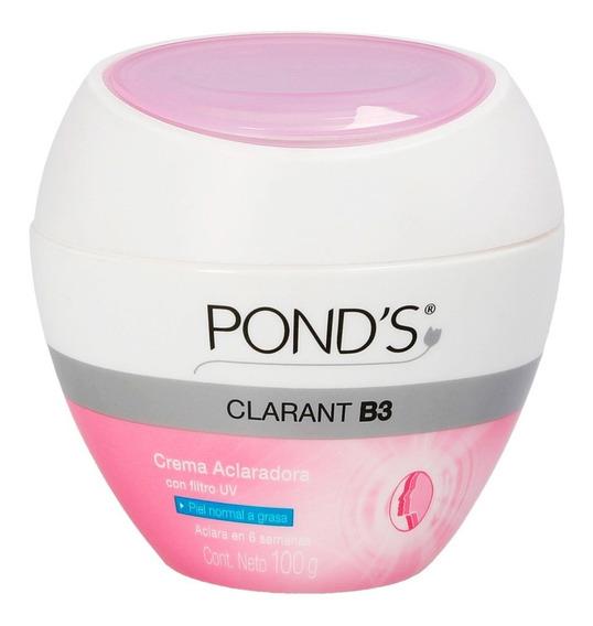 Crema Facial Pond´s Clarant B3 Normal-grasa X 100 Gr