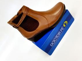 9975ca832 Sapato Doutor Pe - Botas para Feminino no Mercado Livre Brasil