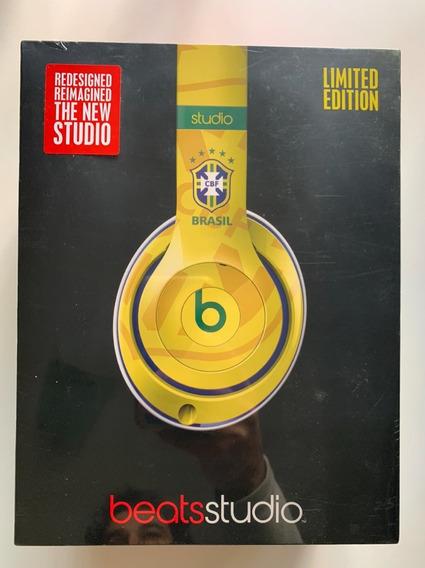 Fone Beats Studio 2 Serie Cbf Limited Edition
