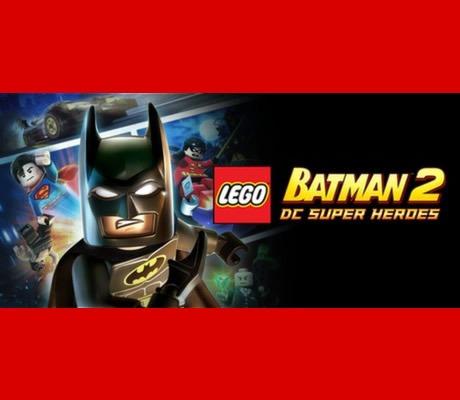 Lego Batman 2 Dc Super Heroes Steam Promoção